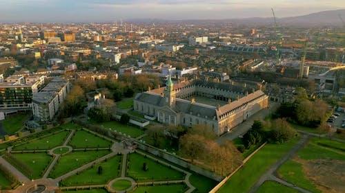 Dublin capital city