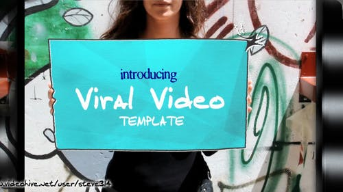 Viral Video Template
