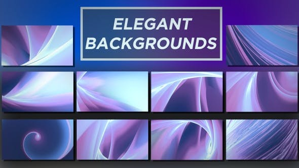 Thumbnail for Elegant Backgrounds