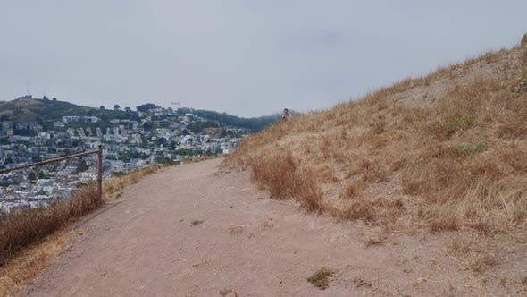 Thumbnail for Man Running San Francisco