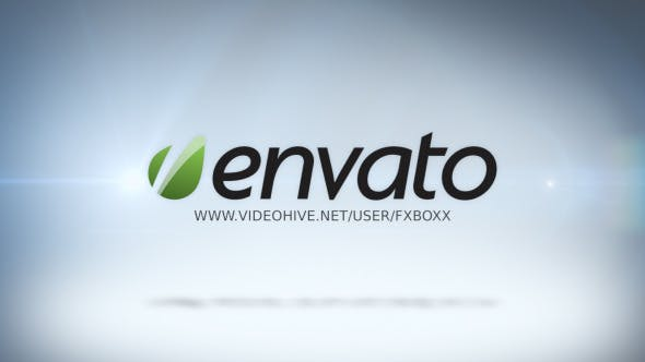 Thumbnail for Stylish Corporate Logo - Motion Template