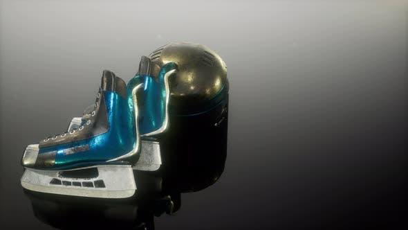Thumbnail for Loop Hockey Equipment in the Dark