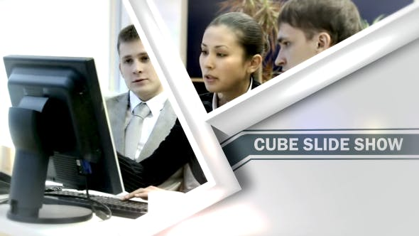 Thumbnail for Cube Slide Show