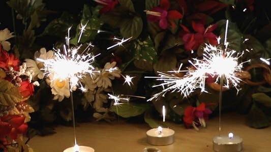 Thumbnail for Birthday Candles and Flowers 2