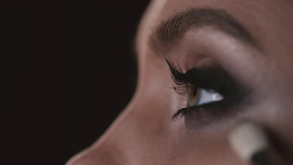 Thumbnail for Expressive Eye Makeup