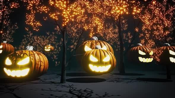 Thumbnail for Halloween Scary Grove