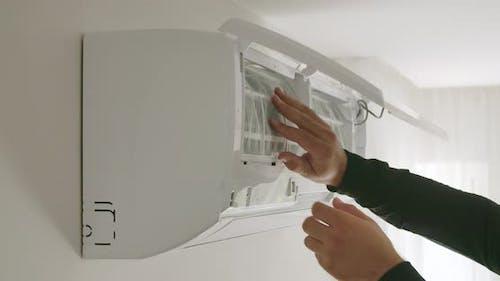 Klimaanlage Wartung