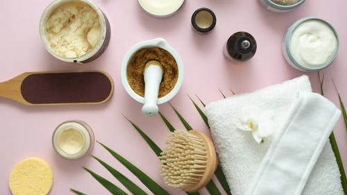 Spa and Body Care Composition