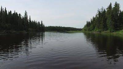 Scenery of a lake