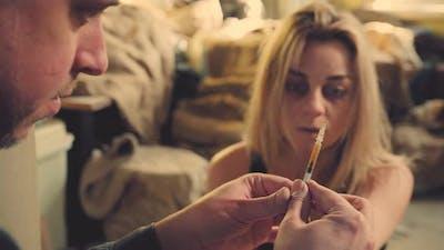 Addict Couple