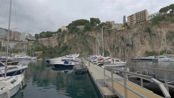 Thumbnail for The Port Fontvieille in Monaco