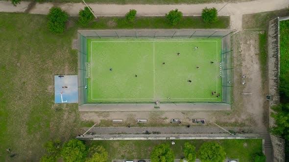 Football and Baskteball