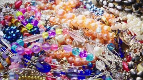 Color Bijouterie. Beads and Bracelets