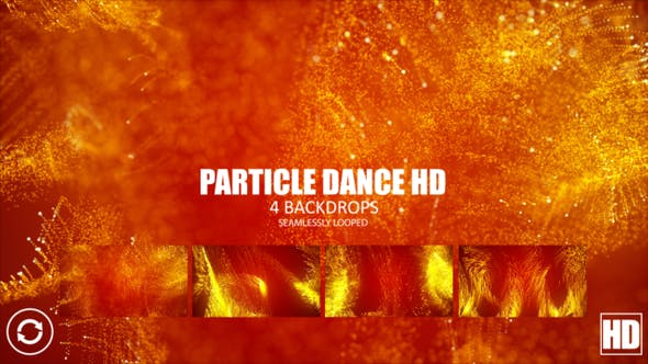 Thumbnail for Particle Dance