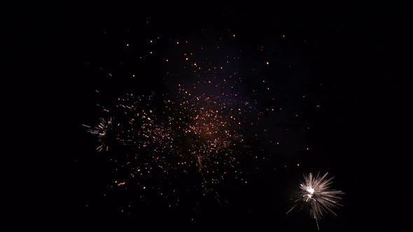 Thumbnail for Bursting Sparks
