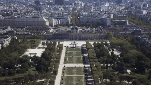Thumbnail for View of Champ De Mars From Height