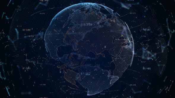 Technology Network Big Data 936
