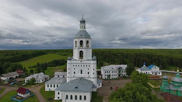 Cover Image for Orthodox Monastery In North