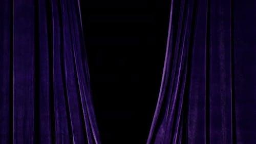 Curtain Open