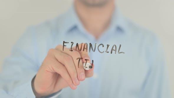 Financial Tips