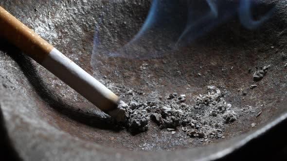 Thumbnail for Burning Cigarette