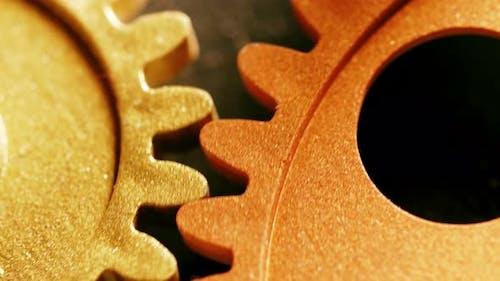 clock's wheels  beats time: Time, inexorability