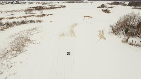 Winter Off-road Racing