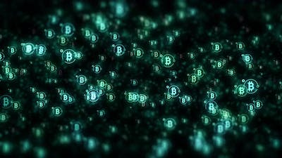 Crypto Currency Background