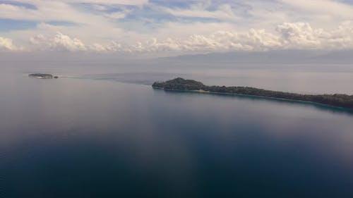 Big Liguid Island Philippines Mindanao