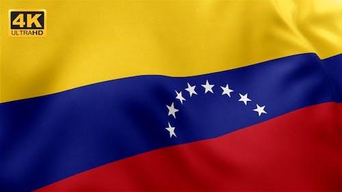 Venezuela Flag - 4K