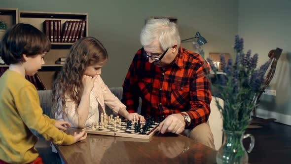 Thumbnail for Kids Learning to Play Chess