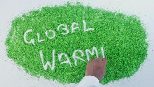 Green Writing   Global Warming
