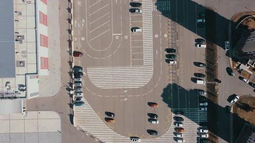 Empty Parking Space
