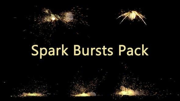 Spark Bursts Pack