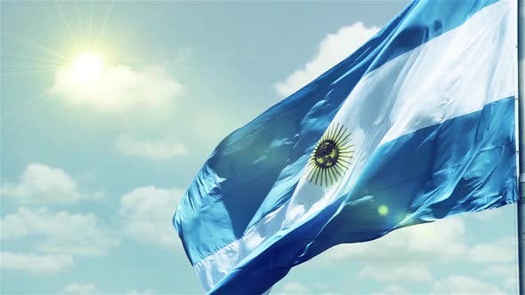 Thumbnail for Argentina Flag.