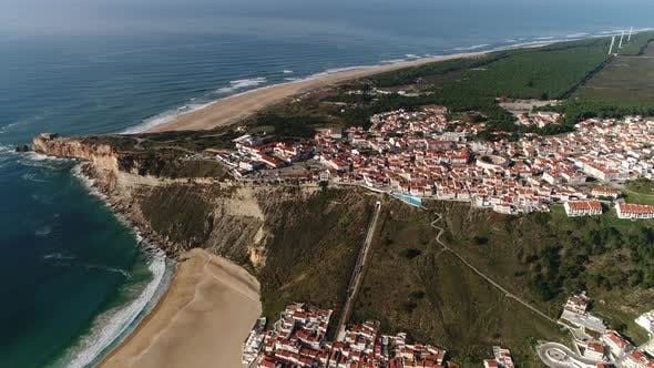 Thumbnail for Aerial View of Beautiful City and Beach