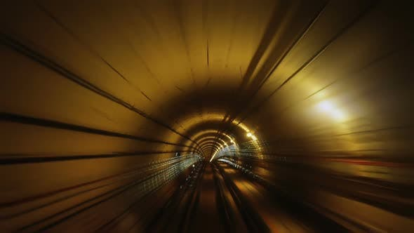 Cover Image for Subway Tunnel