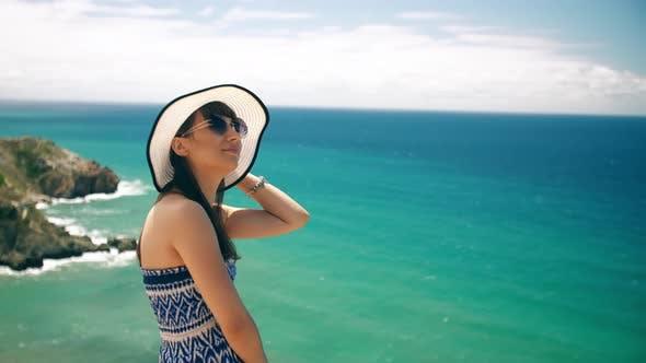 Thumbnail for Woman Enjoying Her Vacation