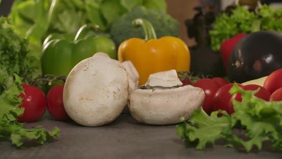 Thumbnail for Pilz in der Küche