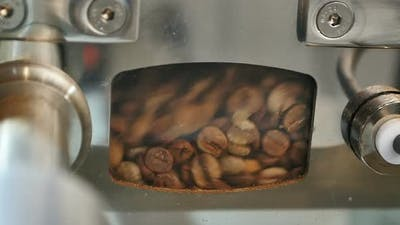 Roastering Process in Special Machine