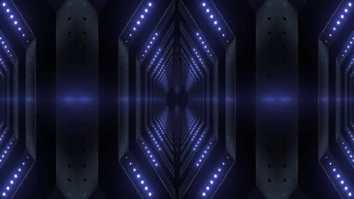 4k Colored Abstract Vertical Lights Pack