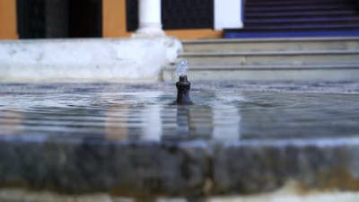 Arabic Fountain