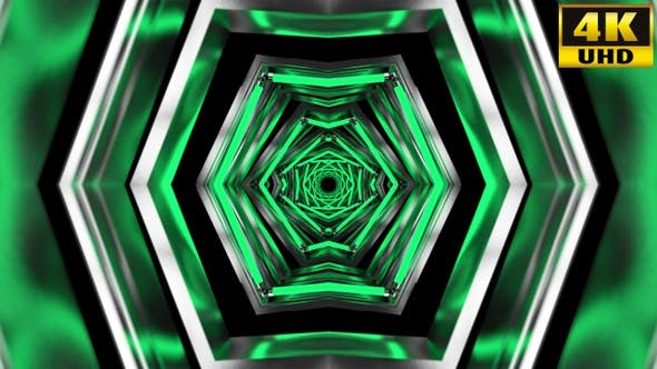 Kaleidoscope Vj Loops Pack V72