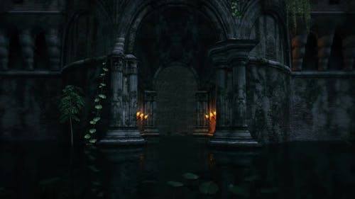 Deadly Evil Castle