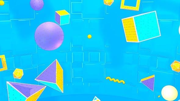 Thumbnail for Memphis Geometric World