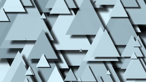 3d Triangle Animation