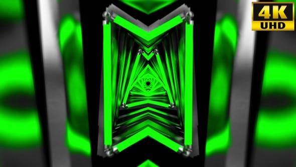 Kaleidoscope Vj Loops Pack V74