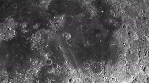 Mare Nubium im Mond
