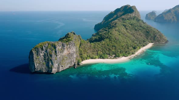 Thumbnail for Helicopter Island, Philippines