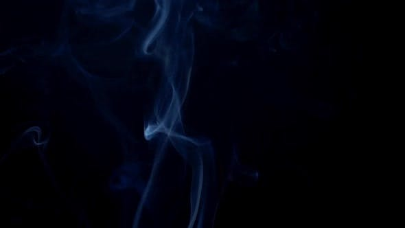 Thumbnail for Smoke on a Black Background 3